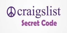 Craigslist Secret Code