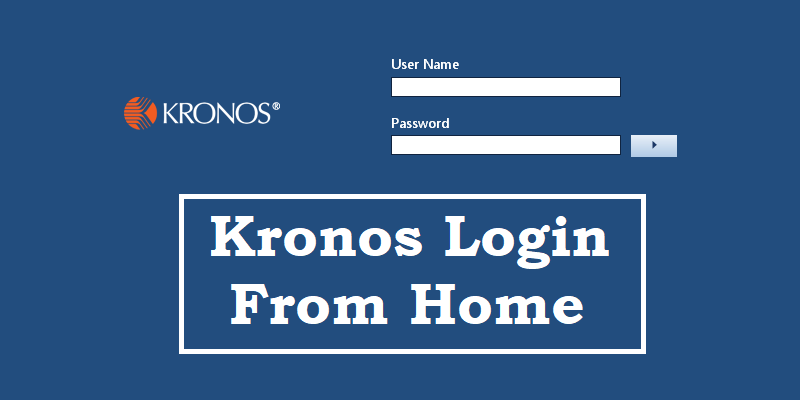 Kronos Login From Home