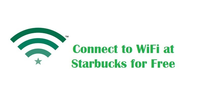 Connect to WiFi at Starbucks for Free