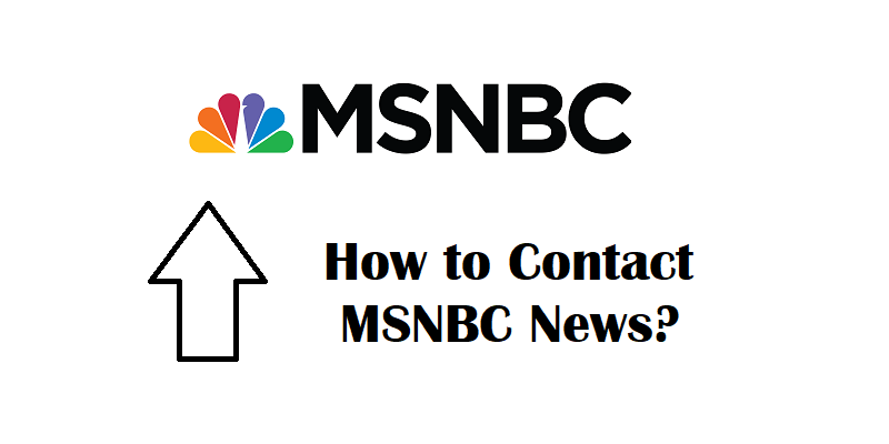 Contact MSNBC