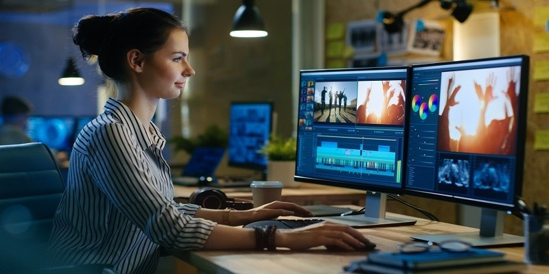 Benefits of Using Video Editing Platforms